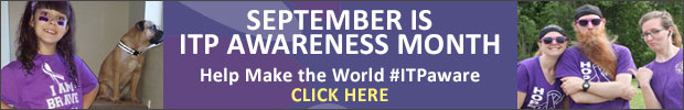 ITP Awareness Month 2016