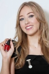 Katie Pennington worked hard at The City of Liverpool College to achieve her dream of setting up her own beauty business