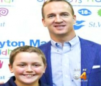 ITP Patient Meets Peyton Manning