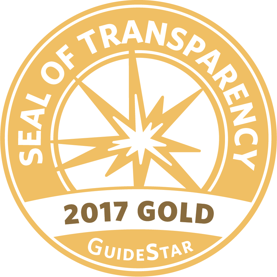 GuideStar Seal - 2017 gold