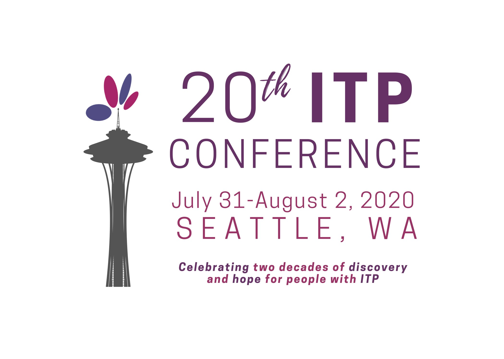 ITP Conference 2020 logo