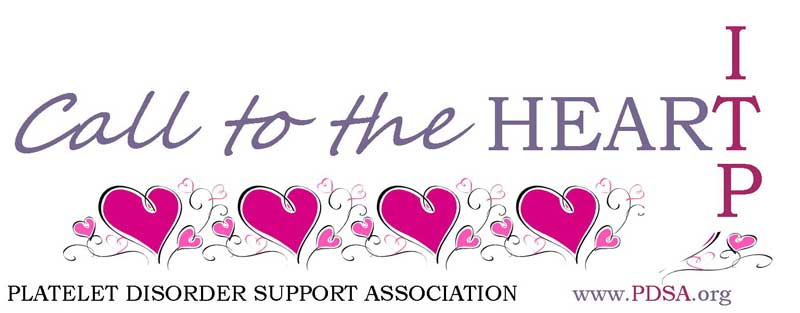 Call to the Heart for ITP logo