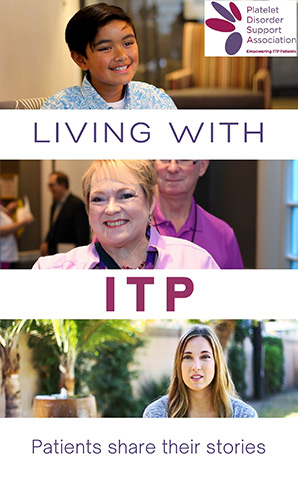 Living with ITP DVD