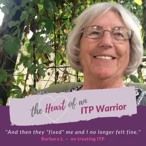 ITP Warrior - Barbara