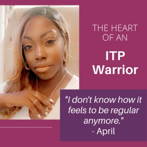 ITP Warrior - April