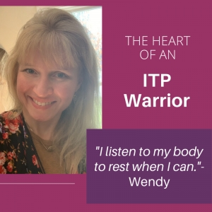 ITP Warrior - Wendy