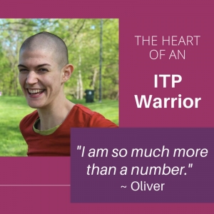 ITP Warrior - Oliver