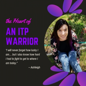 ITP Warrior - Ashleigh