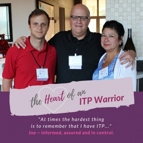 ITP Warrior - Joe