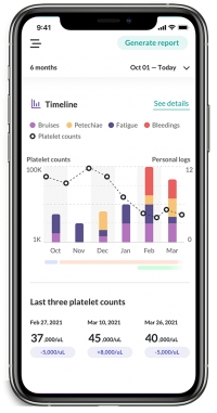 Sobi and Platelet Disorder Support Association (PDSA) launch digital diary app for people living with immune thrombocytopenia (ITP)