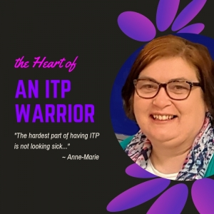 ITP Warrior - Anne Marie