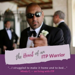 ITP Warrior – Mindy